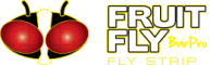 Fruit Fly BarPro | The Number 1 Fruit Fly Killer in America Sticky Logo